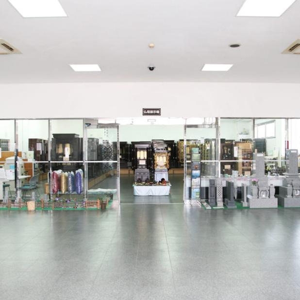 愛昇殿の仏壇展示場